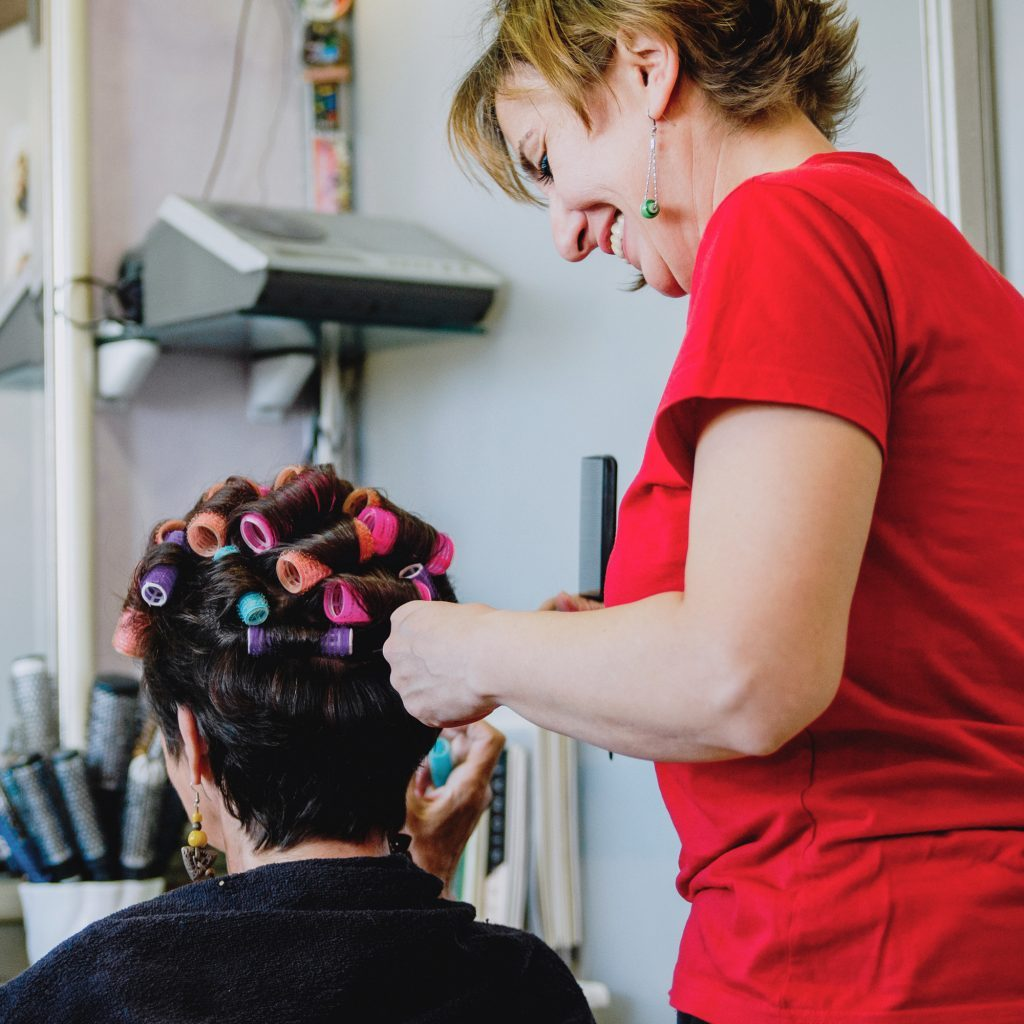 Hair stylist tips for staying healthy