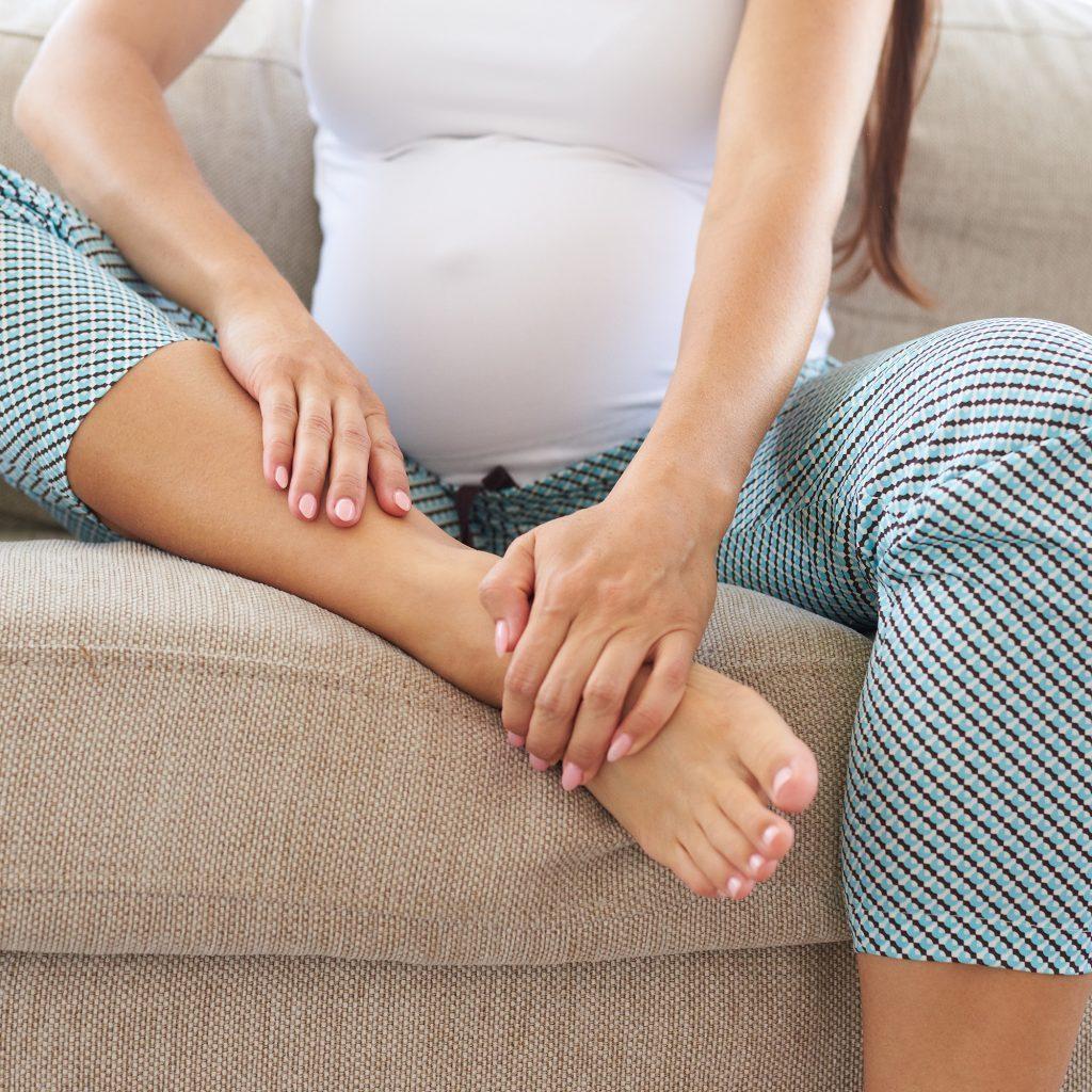 Leg health during pregnancy
