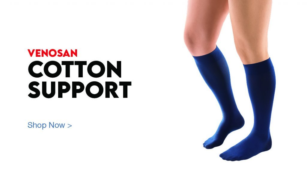 VENOSAN Cotton Support - Shop Now>